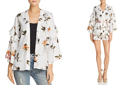 Re:Named Ruffled Floral-Print Kimono - Bloomingdale's_2