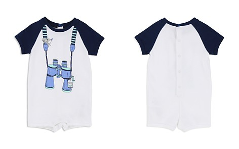 Little Marc Jacobs Boys' Dragon Explorer Trompe L'Oeil Coverall - Baby - Bloomingdale's_2