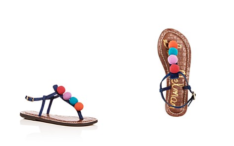 Sam Edelman Girls' Gigi Gabe Denim Thong Sandals - Toddler, Little Kid, Big Kid - Bloomingdale's_2