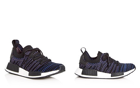Adidas Women's NMD R1 Knit Lace Up Sneakers - Bloomingdale's_2