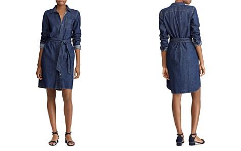 Lauren Ralph Lauren Denim Shirt Dress - Bloomingdale's_2