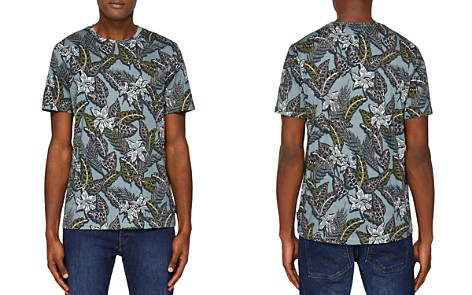 Ted Baker Limited Edition Camoo Floral Tee - Bloomingdale's_2