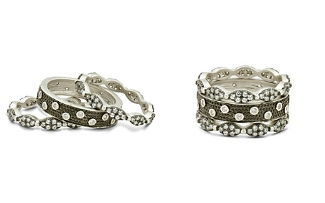 Freida Rothman Pavé Stacked Rings, Set of 3 - Bloomingdale's_2