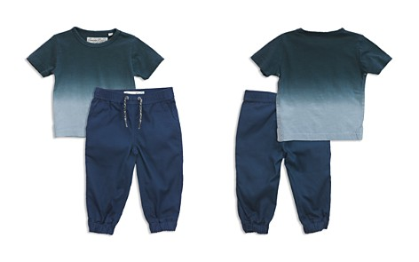 Sovereign Code Boys' Dip-Dyed Tee & Jogger Pants Set - Baby - Bloomingdale's_2