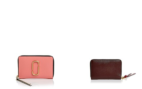 MARC JACOBS Snapshot Standard Small Leather Wallet - Bloomingdale's_2