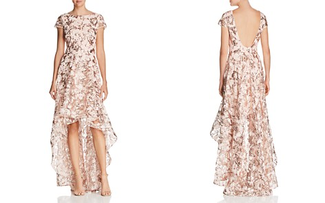 Eliza J Embellished High/Low Gown - Bloomingdale's_2