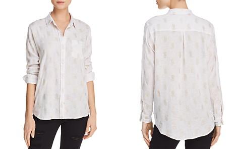 Rails Charli Pineapple-Print Button-Down Shirt - Bloomingdale's_2