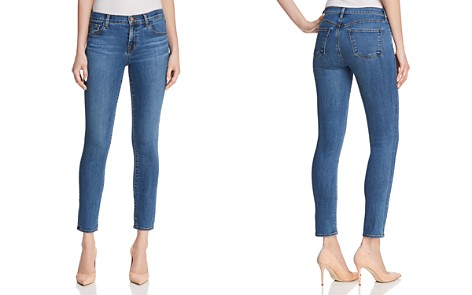 J Brand 811 Mid Rise Skinny Jeans in Lovesick - Bloomingdale's_2