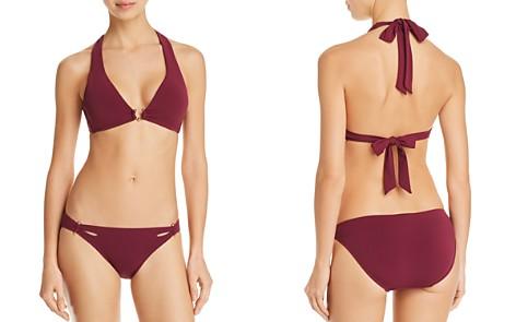 Robin Piccone Luca Halter Bikini Top & Luca Bikini Bottom - Bloomingdale's_2