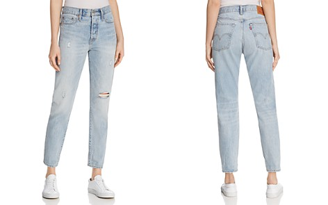 Levi's Wedgie Icon Fit Jeans in Desert Delta - Bloomingdale's_2