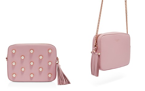 Ted Baker Alessia Faux-Pearl Leather Camera Bag - Bloomingdale's_2