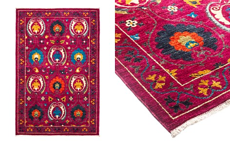 """Solo Rugs Suzani Area Rug, 4'2"""" x 6'5"""" - Bloomingdale's_2"""