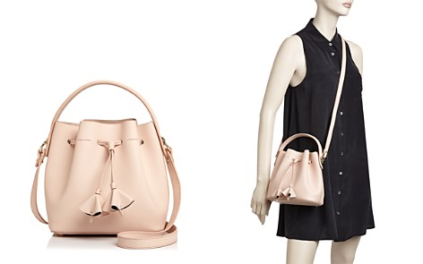 Celine Lefebure Karin Mini Leather Bucket Bag - 100% Exclusive - Bloomingdale's_2