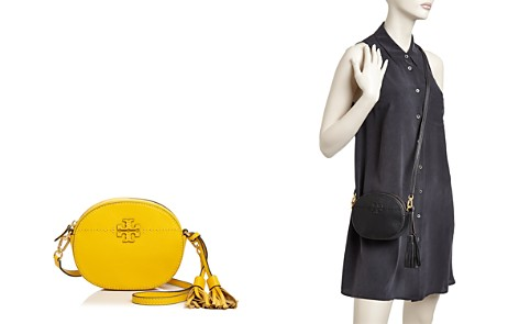 Tory Burch McGraw Round Leather Crossbody - Bloomingdale's_2