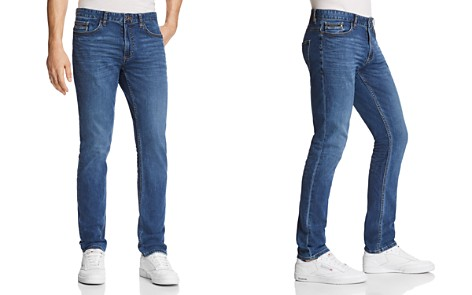 Calvin Klein Slim Fit Jeans in Liberal Blue - Bloomingdale's_2