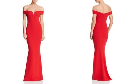 Nookie Elena Off-the-Shoulder Gown - 100% Exclusive - Bloomingdale's_2