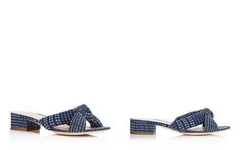 Loeffler Randall Women's Elsie Block Heel Slide Sandals - Bloomingdale's_2