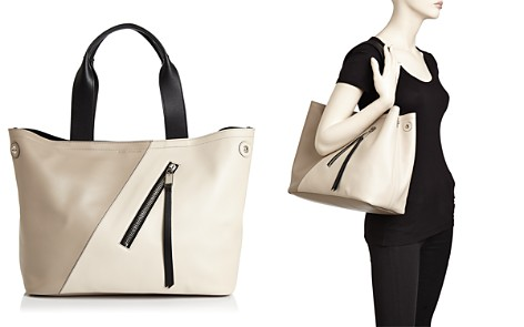 ELENA GHISELLINI Orion Medium Abstract Leather Tote - Bloomingdale's_2