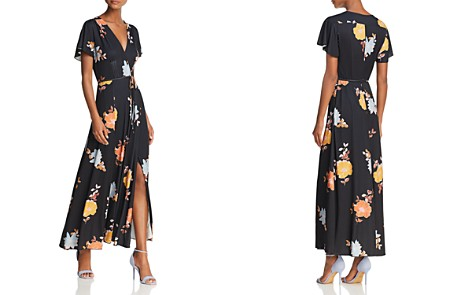FRENCH CONNECTION Shikoku Crepe Maxi Dress - Bloomingdale's_2