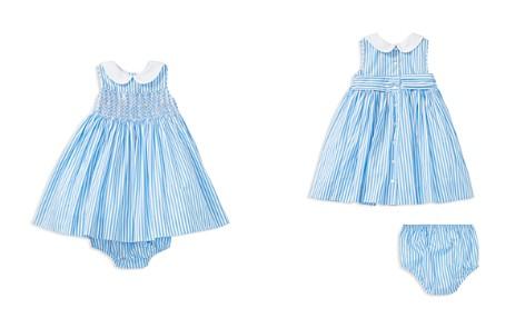 Ralph Lauren Girls' Bengal-Striped Dress & Bloomers Set - Baby - Bloomingdale's_2
