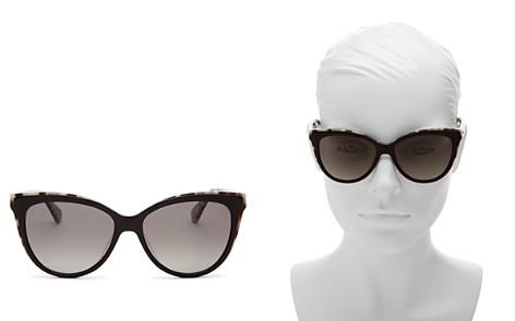 kate spade new york Women's Daesha Polarized Cat Eye Sunglasses, 56mm - Bloomingdale's_2