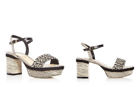 Isa Tapia Women's Prado Woven Jute High Block Heel Platform Sandals - Bloomingdale's_2