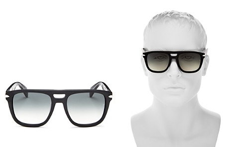 rag & bone Men's Iconic Brow Bar Square Sunglasses, 56mm - Bloomingdale's_2