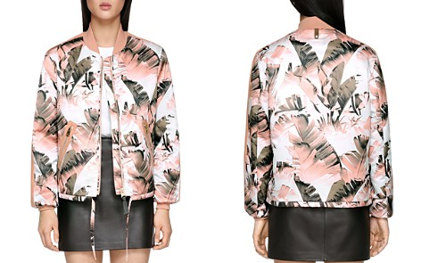 Mackage Treva Satin Jacket - 100% Exclusive - Bloomingdale's_2