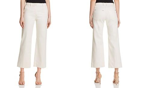 Elizabeth and James Terry Denim Pants - Bloomingdale's_2