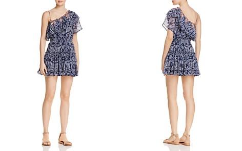 MISA Los Angeles Ezri One-Shoulder Dress - Bloomingdale's_2