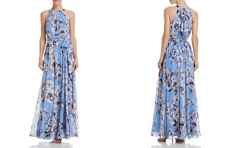 Eliza J Floral Maxi Dress - Bloomingdale's_2