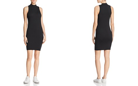 Michelle by Comune Mock-Neck Tank Dress - Bloomingdale's_2