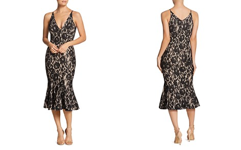 Dress the Population Isabelle Lace Dress - Bloomingdale's_2