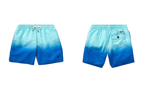 Polo Ralph Lauren Boys' Dip-Dyed Swim Trunks - Little Kid - Bloomingdale's_2