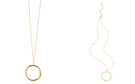 "Gorjana Quinn Adjustable Necklace, 19"" - Bloomingdale's_2"