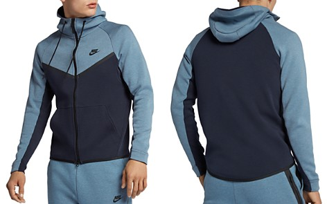 Nike Tech Color-Blocked Zip Hoodie - Bloomingdale's_2