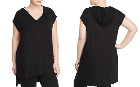 Marc New York Performance Plus Hooded High/Low Tunic Top - Bloomingdale's_2