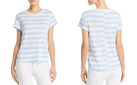 FRAME Classic Striped Tee - Bloomingdale's_2