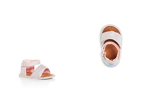 TOMS Girls' Shiloh Glimmer Sandals - Baby - Bloomingdale's_2