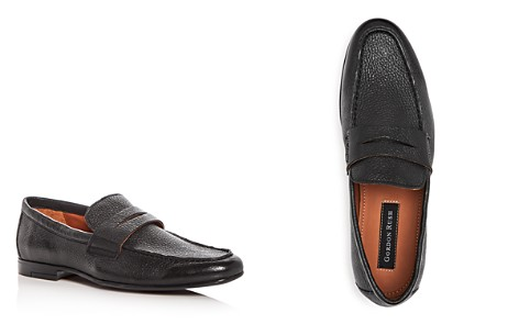 Gordon Rush Men's Connery Leather Penny Loafers - Bloomingdale's_2