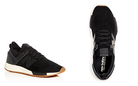 New Balance Men's Deconstructed 247 Knit Lace Up Sneakers - Bloomingdale's_2