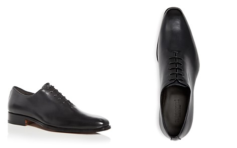 A.Testoni Men's Leather Plain Toe Oxfords - Bloomingdale's_2