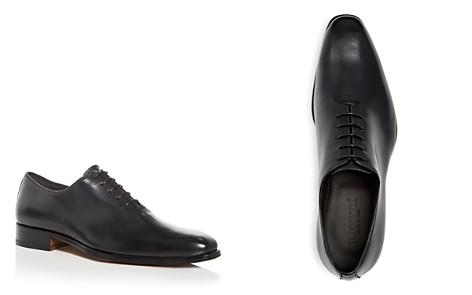 A.Testoni Men's Leather Plain Toe Oxfords - Bloomingdale's_2