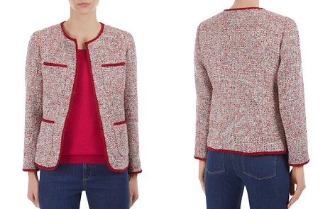 Gerard Darel Rome Tweed Jacket - Bloomingdale's_2