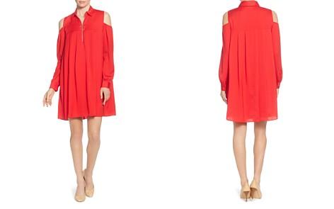 CATHERINE Catherine Malandrino Massima Cold Shoulder Dress - Bloomingdale's_2