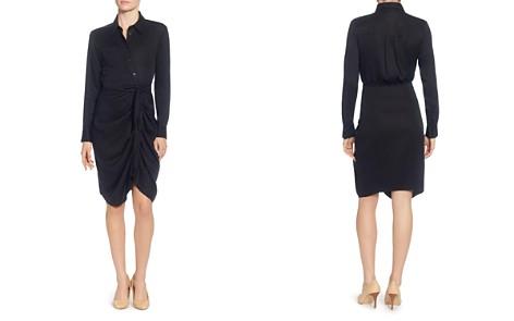 CATHERINE Catherine Malandrino Sloan Tie Waist Shirt Dress - Bloomingdale's_2