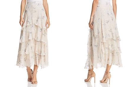 Rebecca Taylor Ruffled Maxi Skirt - Bloomingdale's_2
