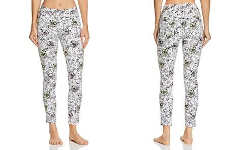 HUE Serrano Floral Printed Skimmer Leggings - Bloomingdale's_2