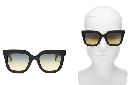 rag & bone Women's 1002 Oversized Square Sunglasses, 52mm - Bloomingdale's_2
