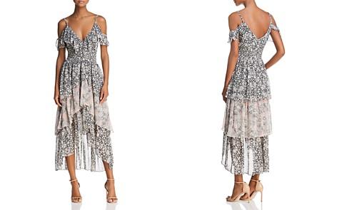 MISA Los Angeles Idalia Cold-Shoulder Dress - Bloomingdale's_2